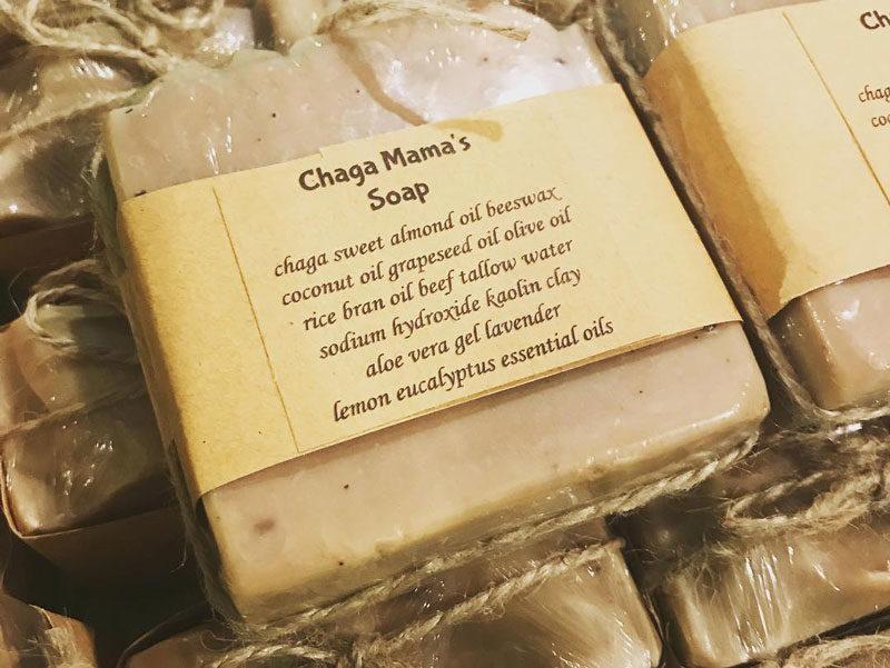 Chaga Mamma Soap
