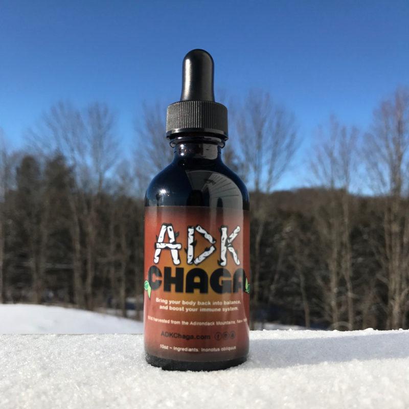 ADK Chaga Winter Tincture